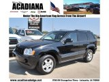 2006 Black Jeep Grand Cherokee Laredo #47112845