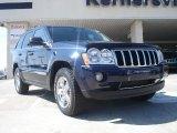 2006 Midnight Blue Pearl Jeep Grand Cherokee Limited 4x4 #47113168