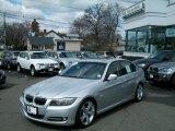 2009 Titanium Silver Metallic BMW 3 Series 335i Sedan #47112709