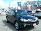 2008 Nighthawk Black Pearl Acura RDX  #47112711