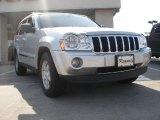 2006 Bright Silver Metallic Jeep Grand Cherokee Limited 4x4 #47113172