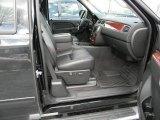 2010 Chevrolet Silverado 1500 LTZ Extended Cab 4x4 Ebony Interior
