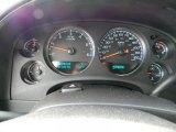 2010 Chevrolet Silverado 1500 LTZ Extended Cab 4x4 Gauges