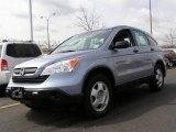 2008 Glacier Blue Metallic Honda CR-V LX #47113337