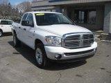2007 Bright White Dodge Ram 1500 Sport Quad Cab 4x4 #47113030