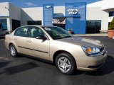 2005 Light Driftwood Metallic Chevrolet Malibu Sedan #47112871