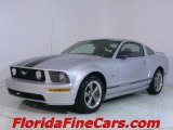 2006 Satin Silver Metallic Ford Mustang GT Premium Coupe #441091