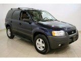 2004 Ford Escape True Blue Metallic