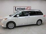 2011 Super White Toyota Sienna XLE #47156812