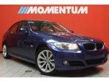 2009 Montego Blue Metallic BMW 3 Series 328i Sedan #47157664