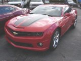 2010 Victory Red Chevrolet Camaro SS/RS Coupe #47157097