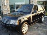 2006 Java Black Pearl Land Rover Range Rover HSE #4695455