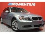 2006 Silver Grey Metallic BMW 3 Series 325i Sedan #47157671