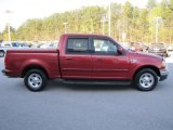 2003 Ford F150 Lariat SuperCrew Data, Info and Specs