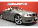 2007 Platinum Bronze Metallic BMW 3 Series 335i Convertible #47157672