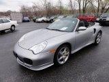 2005 Porsche 911 GT Silver Metallic