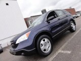 2008 Royal Blue Pearl Honda CR-V LX 4WD #47157120
