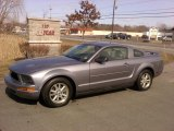2006 Tungsten Grey Metallic Ford Mustang V6 Deluxe Coupe #47157511