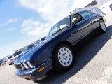 1998 Sapphire Blue Metallic Jaguar XJ XJ8 #47157125