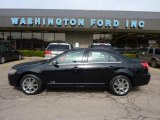 2008 Black Lincoln MKZ AWD Sedan #47157529