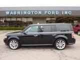 2010 Tuxedo Black Ford Flex SEL EcoBoost AWD #47157544
