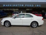 2010 White Suede Ford Fusion SEL V6 #47157546