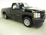 2011 Black Chevrolet Silverado 1500 Regular Cab #47157717