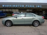 2008 Moss Green Metallic Lincoln MKZ AWD Sedan #47157553