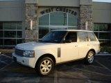 2006 Chawton White Land Rover Range Rover HSE #4695453