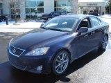 2008 Black Sapphire Pearl Lexus IS 250 #4695464