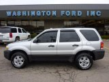 2006 Silver Metallic Ford Escape XLS 4WD #47157564