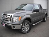 2011 Sterling Grey Metallic Ford F150 XLT SuperCab 4x4 #47157175