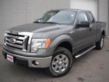 2011 Sterling Grey Metallic Ford F150 XLT SuperCab 4x4 #47157176