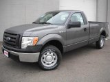 2011 Sterling Grey Metallic Ford F150 XL Regular Cab #47157184