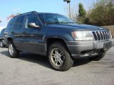 2002 Steel Blue Pearlcoat Jeep Grand Cherokee Laredo 4x4 #47157190