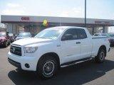 2010 Super White Toyota Tundra TRD Rock Warrior Double Cab 4x4 #47157598