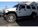 2006 White Hummer H2 SUV #47157218