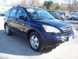 2008 Royal Blue Pearl Honda CR-V LX 4WD #47190415