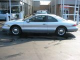 1998 Silver Frost Metallic Lincoln Mark VIII LSC #4695151