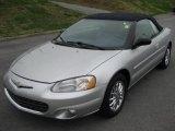 2002 Chrysler Sebring Brilliant Silver Metallic