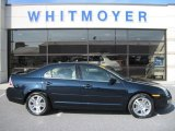 2008 Dark Blue Ink Metallic Ford Fusion SEL V6 AWD #47157760