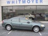 2002 Onyx Green Pearl Chrysler Sebring LXi Sedan #47157763