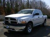 2011 Bright Silver Metallic Dodge Ram 1500 ST Crew Cab 4x4 #47190464