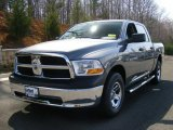 2011 Mineral Gray Metallic Dodge Ram 1500 ST Crew Cab 4x4 #47190465