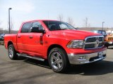 2011 Dodge Ram 1500 Big Horn Crew Cab 4x4 Data, Info and Specs
