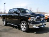 2011 Dodge Ram 1500 SLT Crew Cab 4x4 Data, Info and Specs