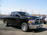 2011 Dodge Ram 1500 ST Quad Cab 4x4 Data, Info and Specs