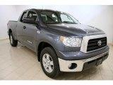 2008 Slate Gray Metallic Toyota Tundra Double Cab 4x4 #47157801