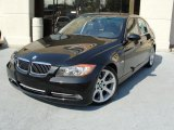 2007 Black Sapphire Metallic BMW 3 Series 335i Sedan #47190277