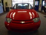 2003 Victory Red Chevrolet Cavalier Coupe #47190292